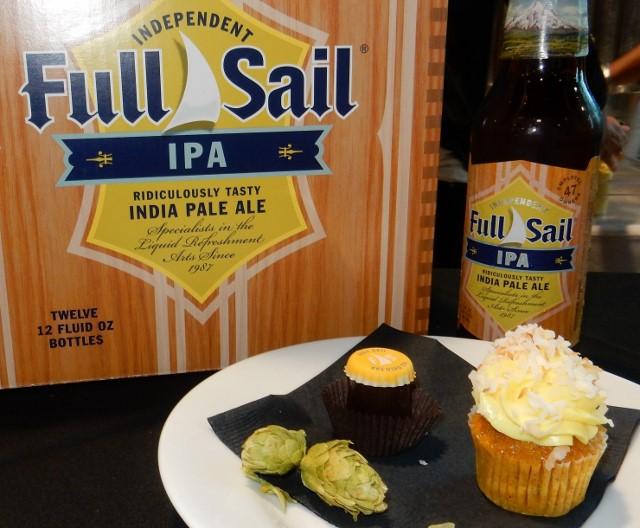 Full Sail IPA truffle